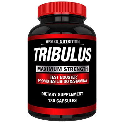 Arazo Nutrition Tribulus Bottle