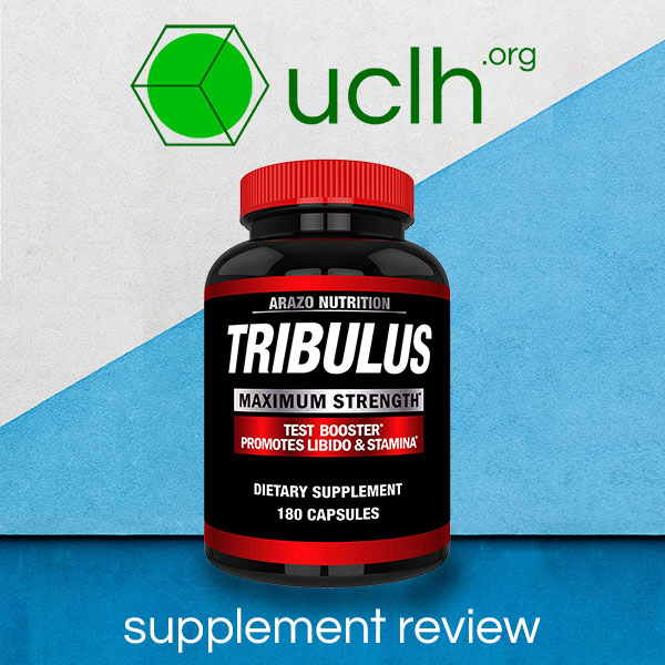 Arazo Nutrition Tribulus Review