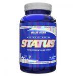 Blue Star Status Bottle