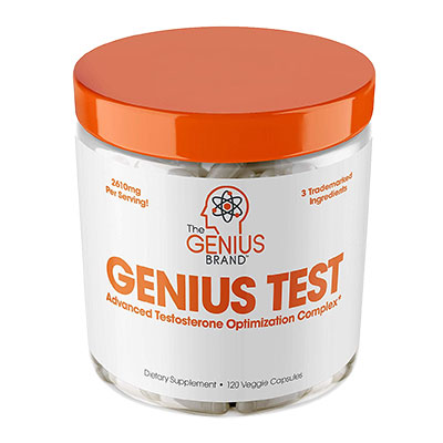 One tub of Genius Test