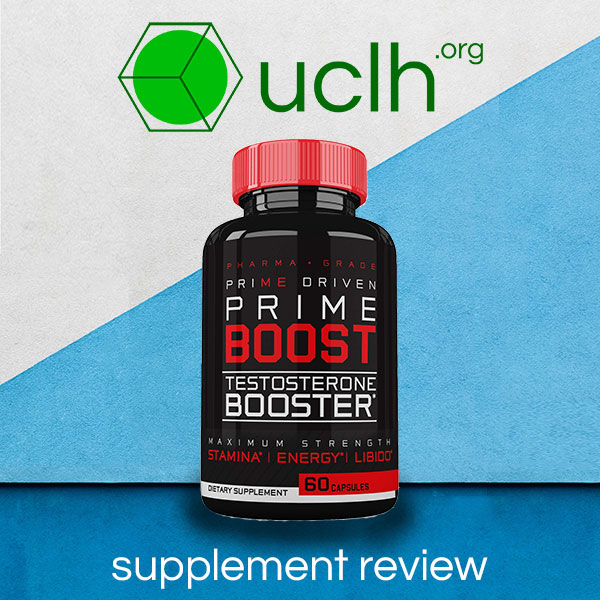 Prime Driven Prime Boost Review