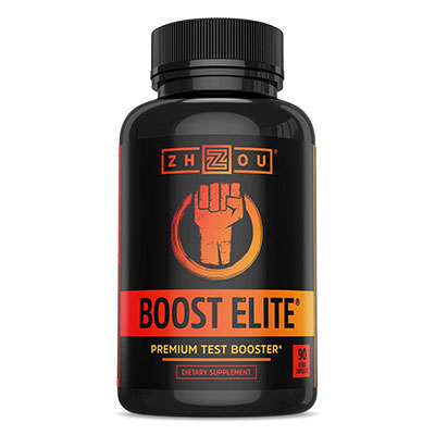 Zhou Boost Elite Bottle