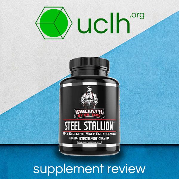 Goliath Steel Stallion Review