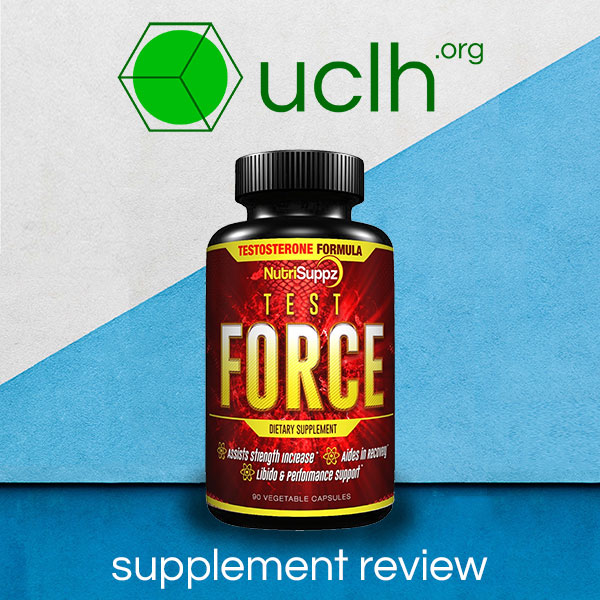 NutriSuppz Test Force Review