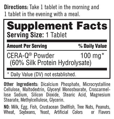 Cognium Ingredients