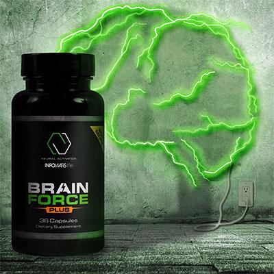 InfoWars Life Brain Force Plus