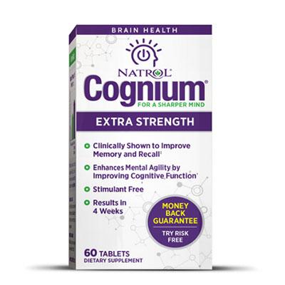 Cognium Reviews Extra Strength