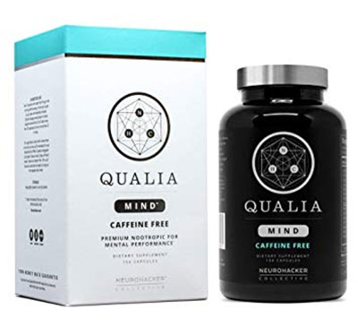 Qualia Mind Caffeine Free Review