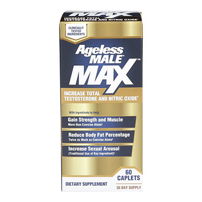 Ageless Male Max Reviews Side Effects