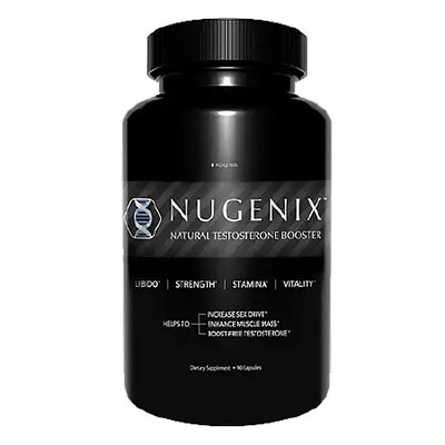 Ageless Male Max vs Nugenix