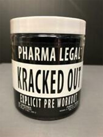 Kracked Out Pre Workout Reviews