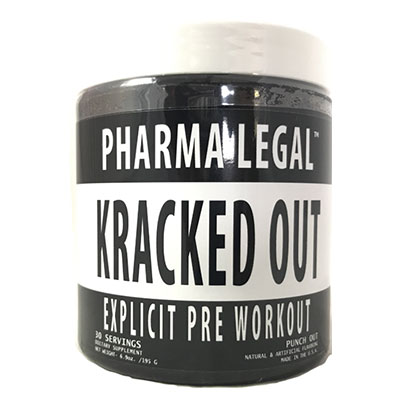 Kracked Out Pre Workout