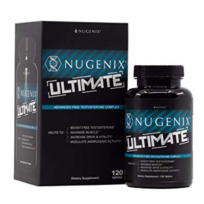 Nugenix Ultimate Testosterone Reviews
