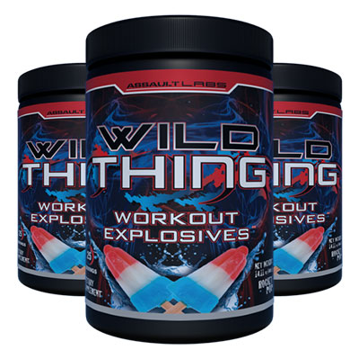 Wild Thing Pre Workout Review