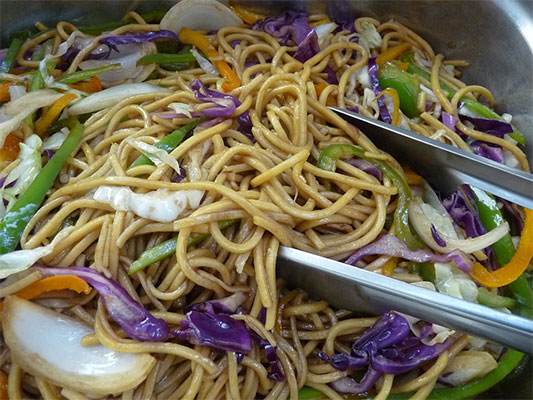 Chow Mein Keto Chinese Food