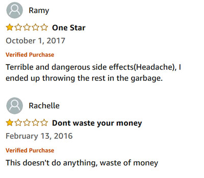 RuckPack Negative Reviews