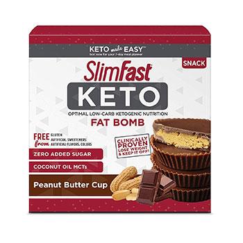 SlimFast Keto Fat Bomb