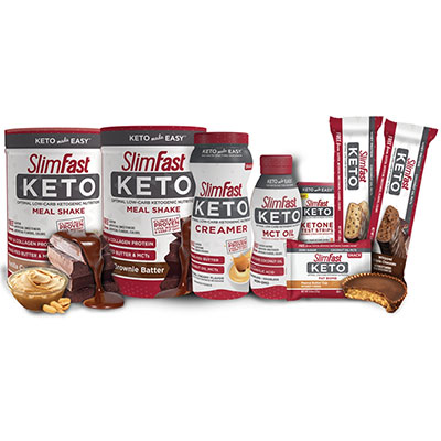 Slimfast Keto Does Slim Fast S Bars Fat Bombs Shakes And Diet Plan Support Ketogenesis Thtm
