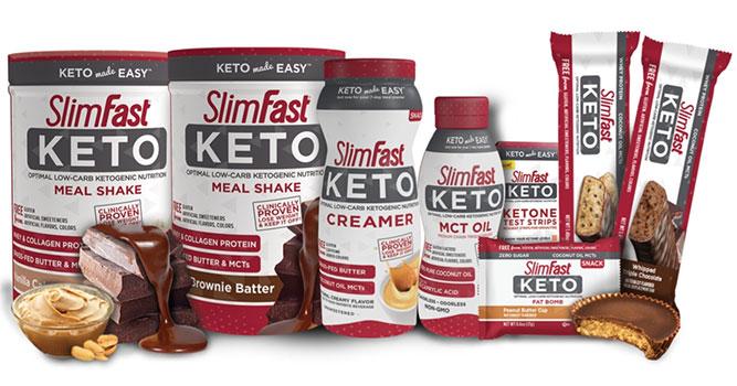 Slimfast Keto