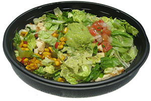 Taco Bell Salad Carbs Without The Shell
