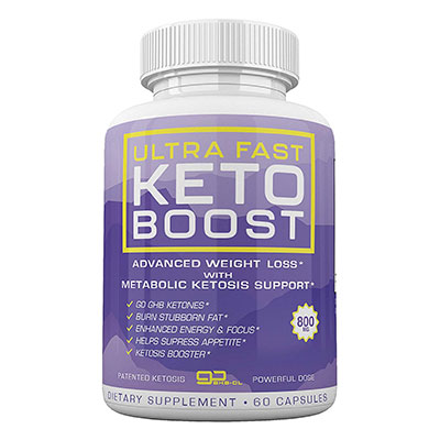 Ultra Fast Keto Boost Review