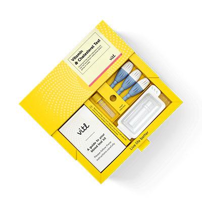 Vitl Blood Test