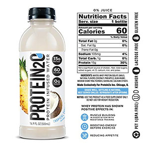 Protein2o Water